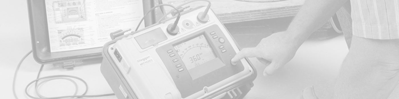 Megger Insulation Testers & Megohmmeters