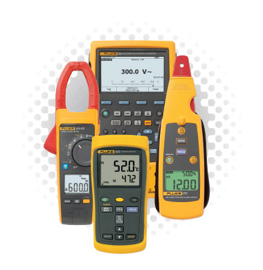Fluke Meter Repair Services from Transcat