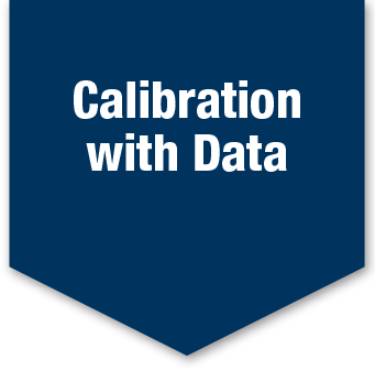 Calibration with Data