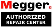 Megger Authorized Repair Center