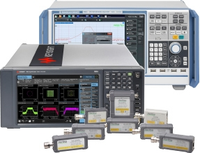 Transcat Calibrates a variety of RF, Microwave, and EMI instruments